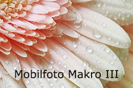 Makrofoto kurs iphone android huawei