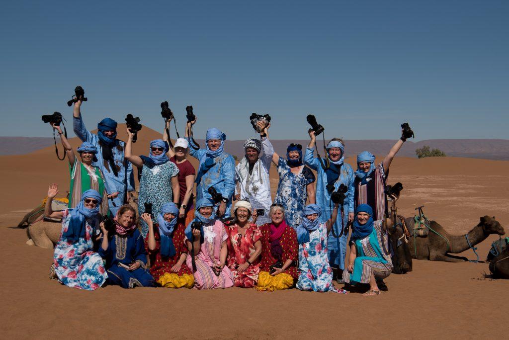 Fototur Sahara