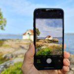 Hvilken mobil tar de beste bildene
