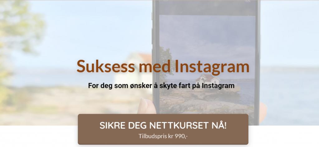 Bedre bilder til Instagram